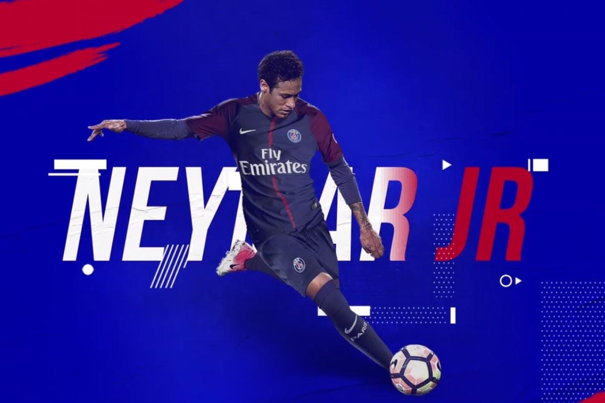 Oficial Neymar Nuevo Jugador Del Psg Sportyou