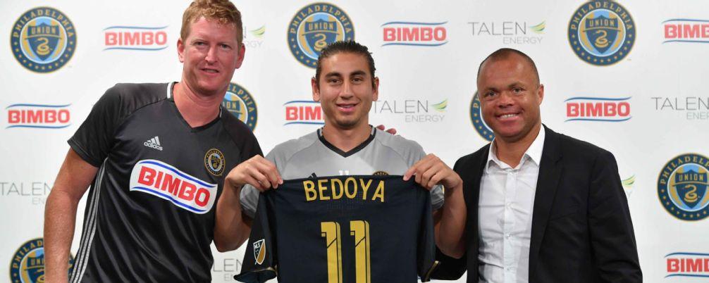 Alejandro Bedoya habla de su fichaje