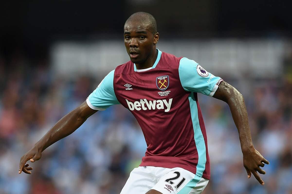 Angelo Ogbonna, defensa del West Ham