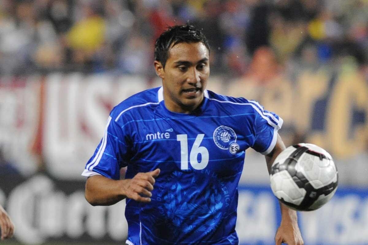 Arturo Alvarez, de El Salvador