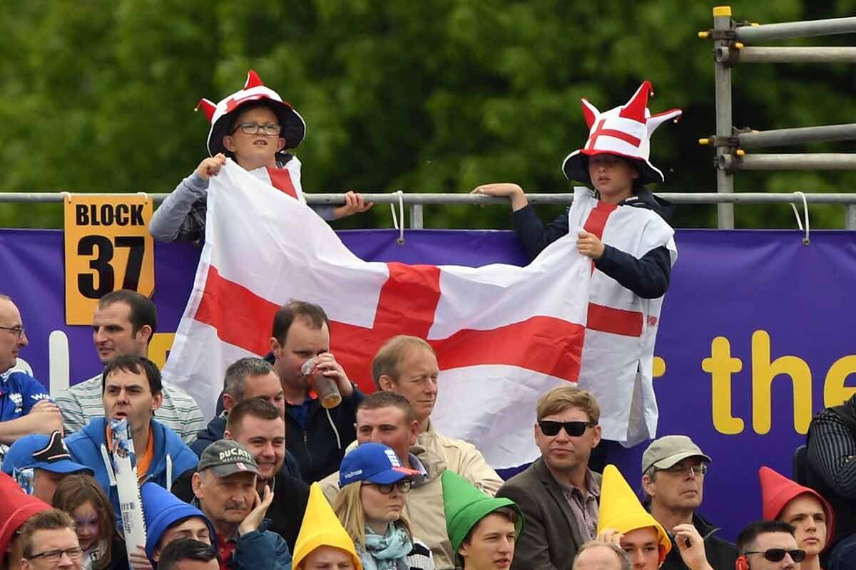 Bandera Inglaterra