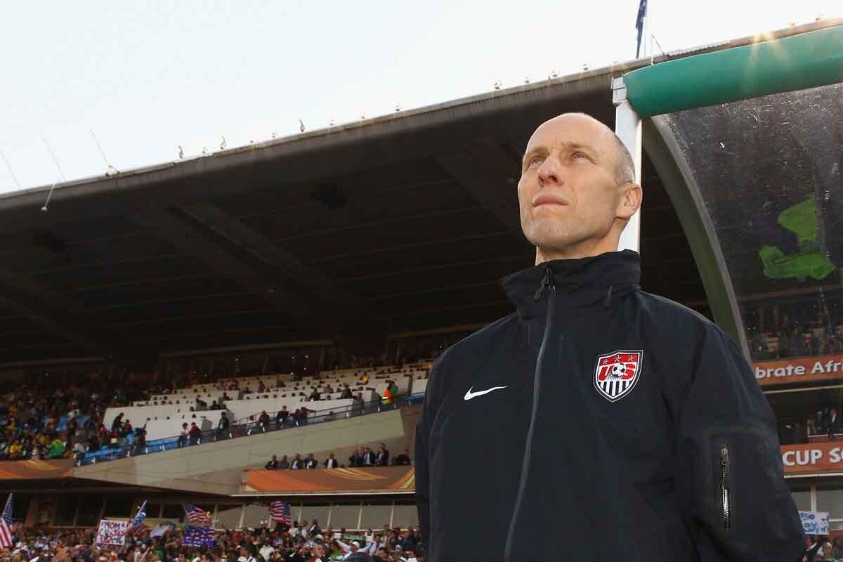 Bob Bradley, técnico del Swansea City