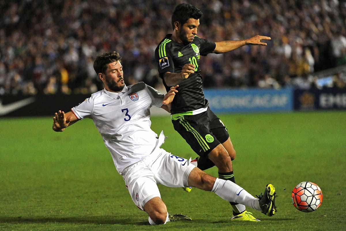 Brad Evans, de los Seattle Sounders