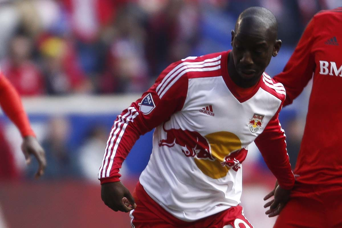Bradley Wright Phillips, De New York Red Bulls