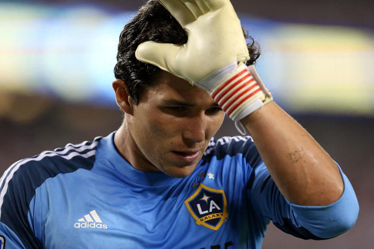 Rowe es baja con LA Galaxy por lesión