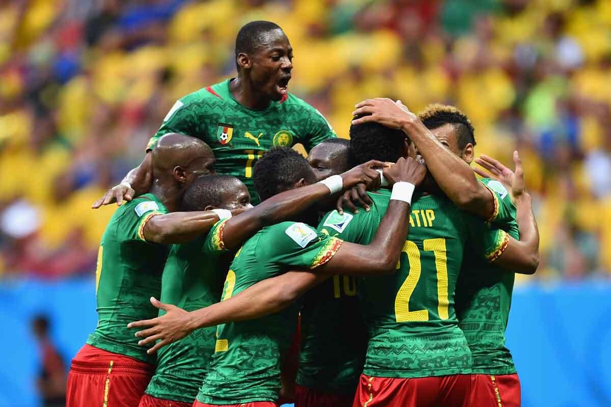 seleccion nacional de camerun