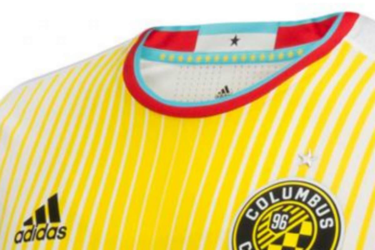 Nueva camiseta Columbus Crew