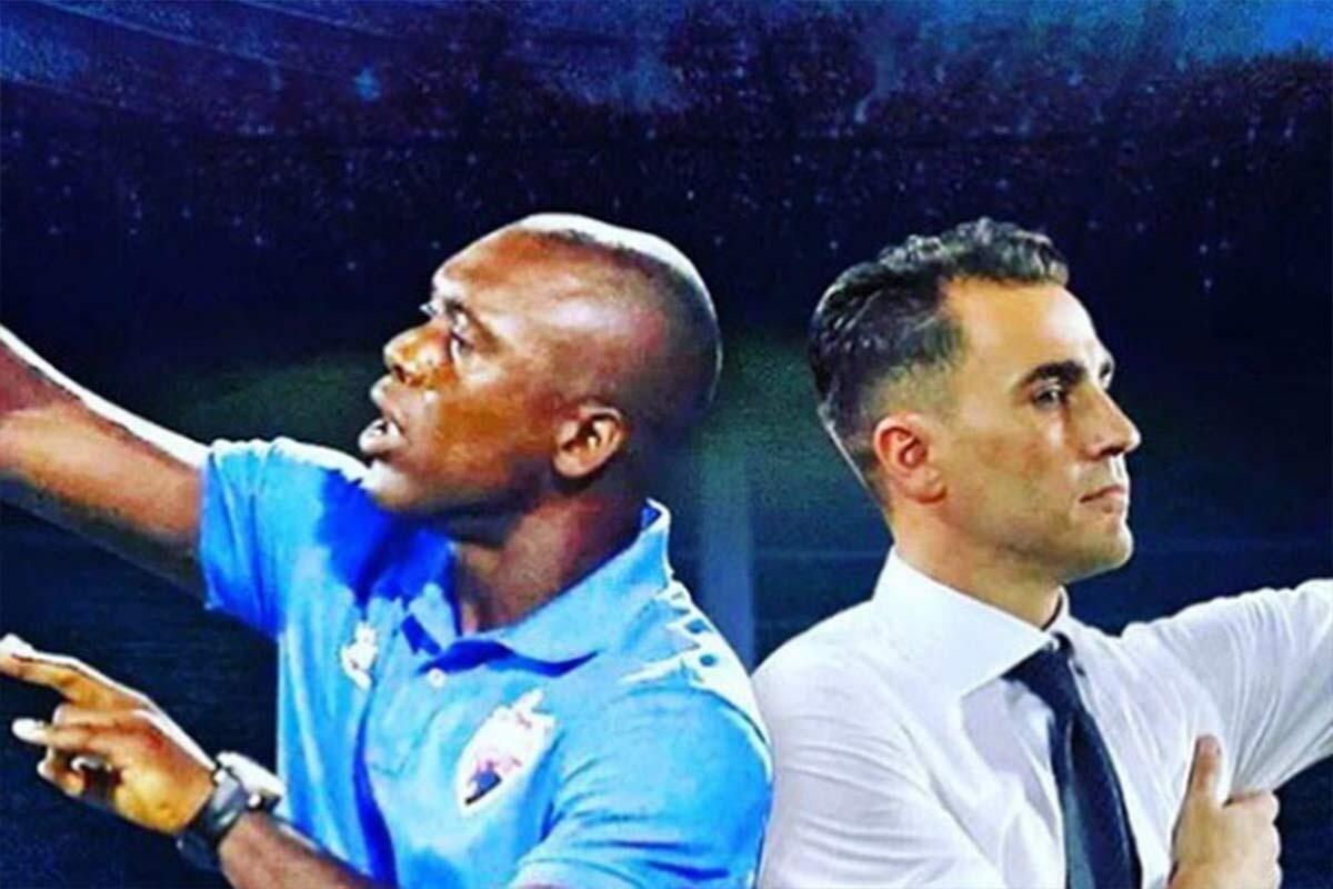 Cannavaro y Seedorf