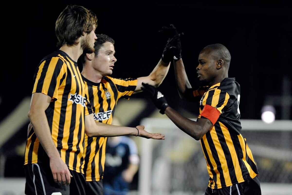 Charleston quiere ser parte de la MLS