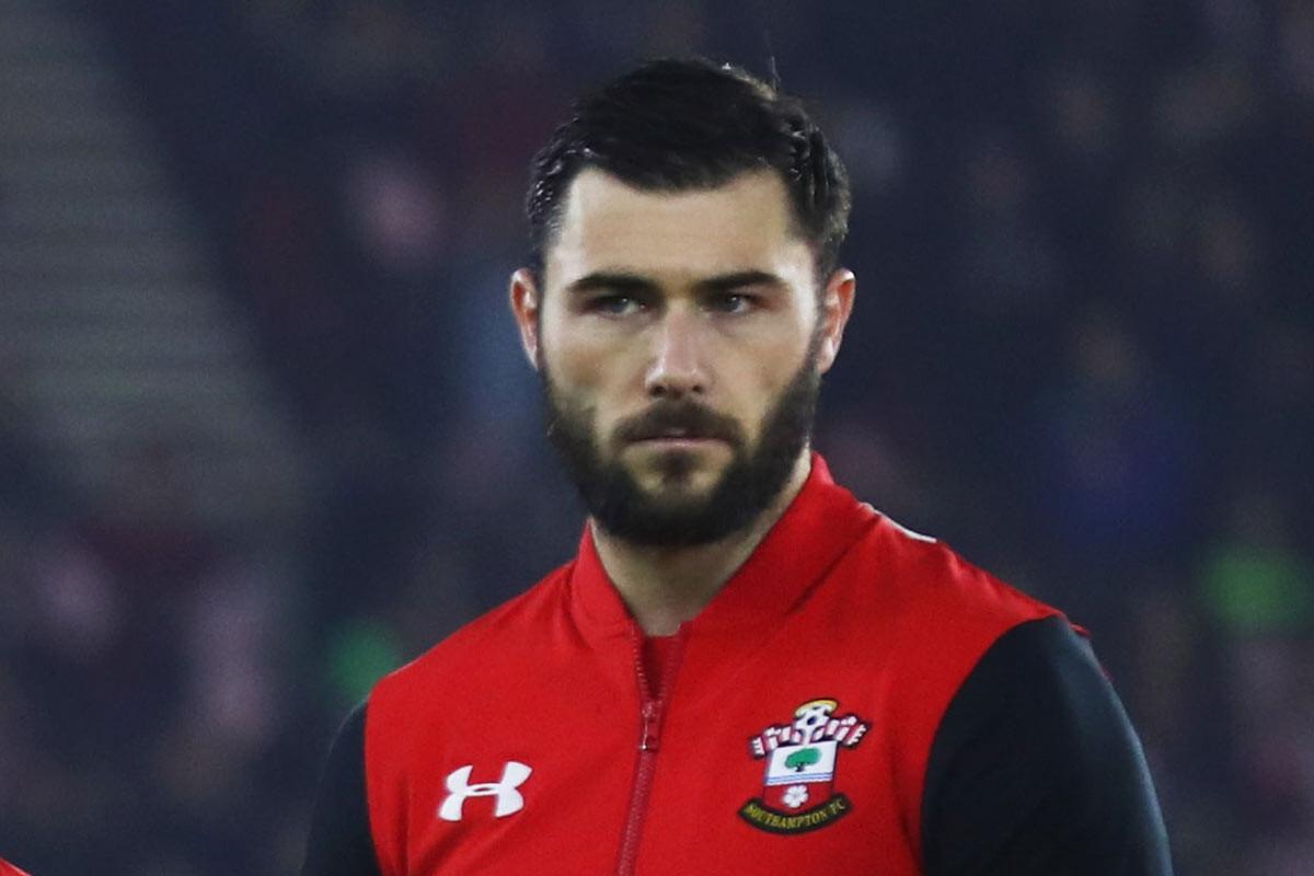 Charlie Austin, delantero del Southampton