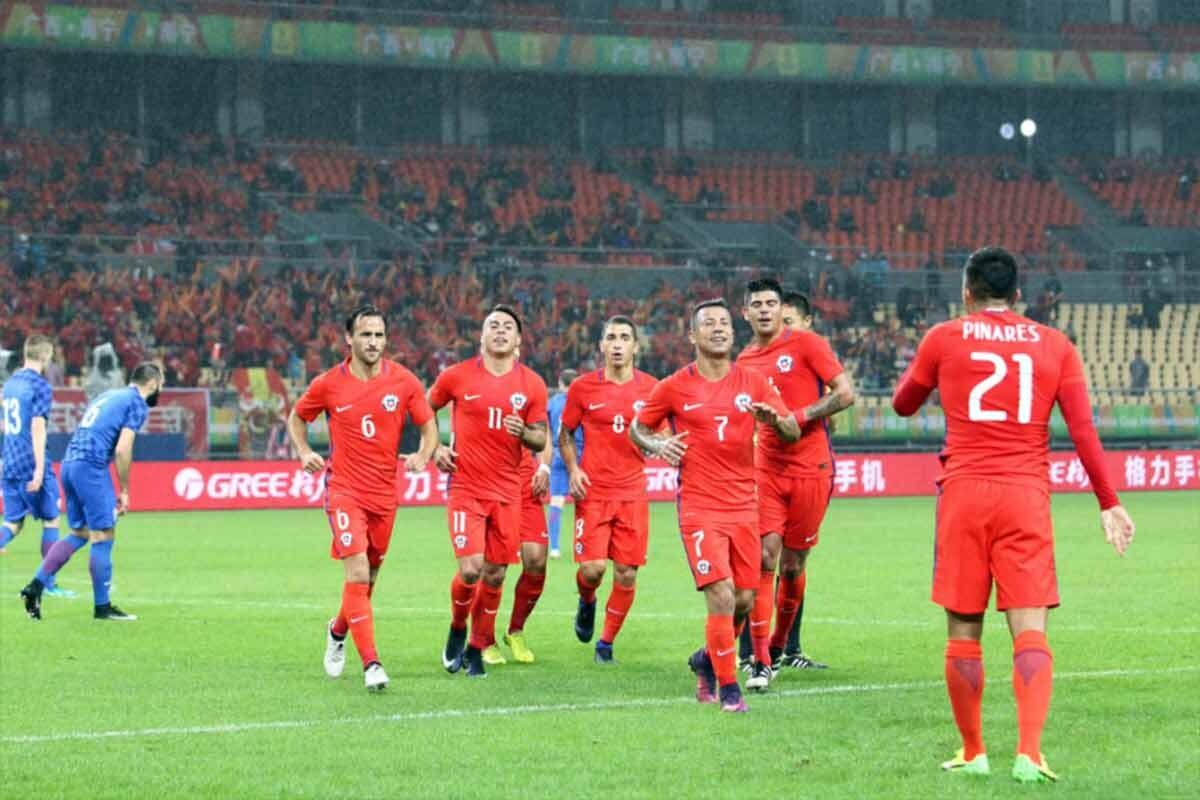 Chile-Croacia