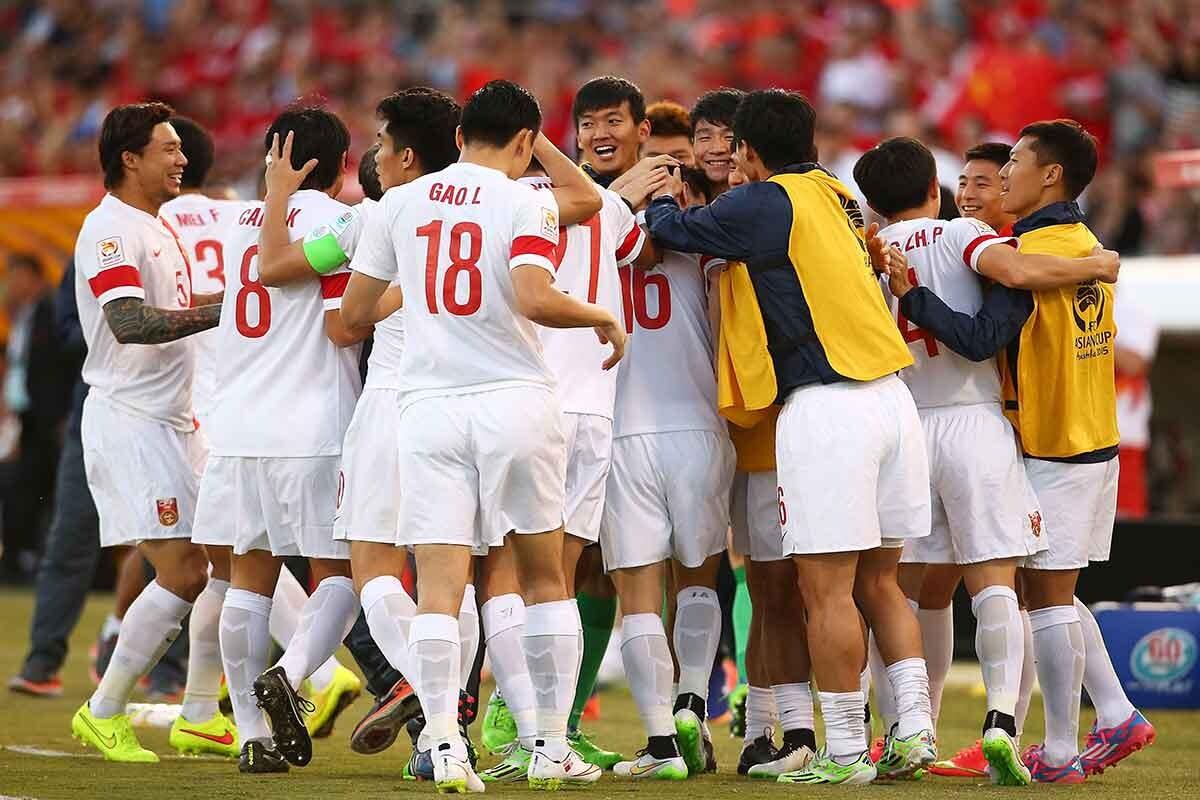 China selección