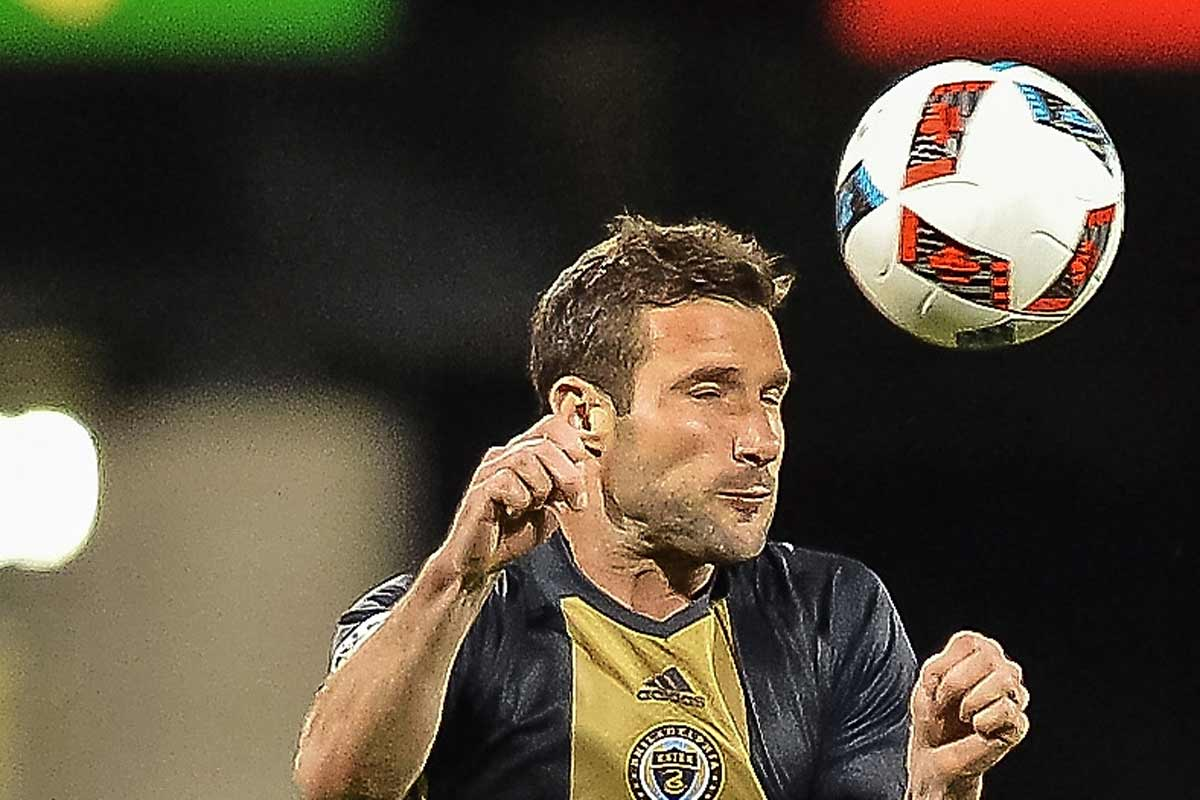 Chris Pontius, de Philadelhpia Union