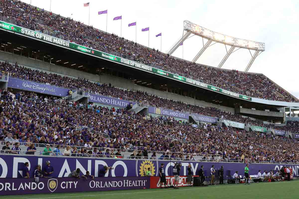 Citrus Bowl, estadio de Orlando City