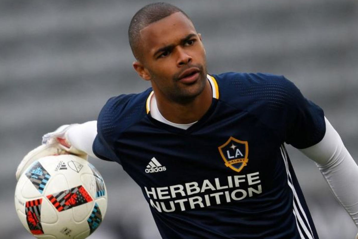 Clement Diop, de Los Angeles Galaxy