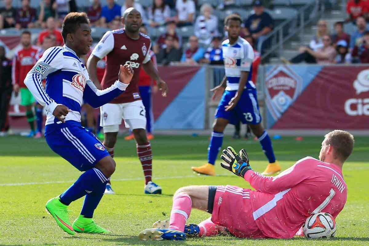 Vibrante duelo por el liederato de la MLS