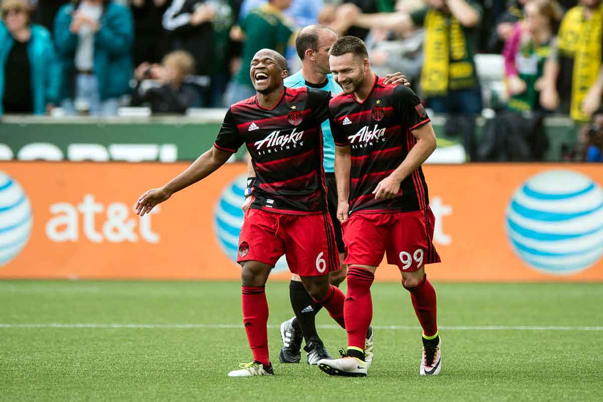 Portland ganó la Cascadia cup