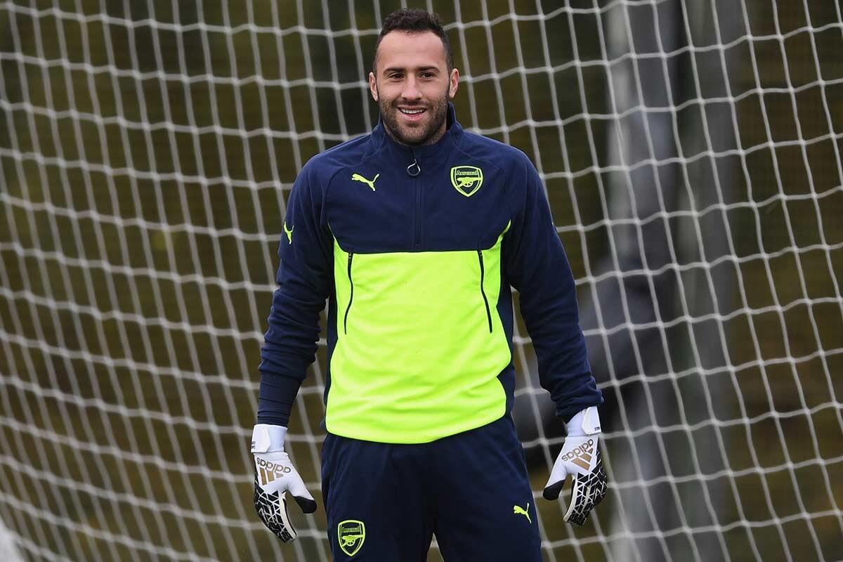 David Ospina, portero del Arsenal