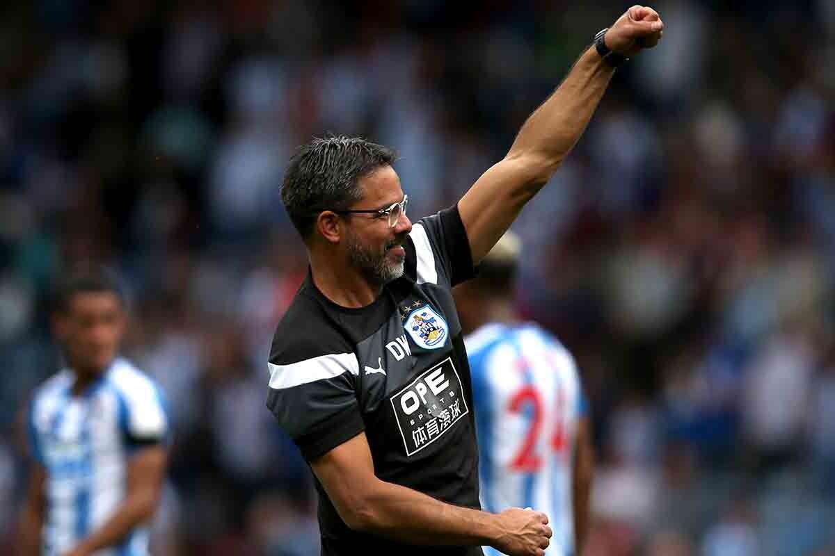 David Wagner, entrenador del Huddersfield