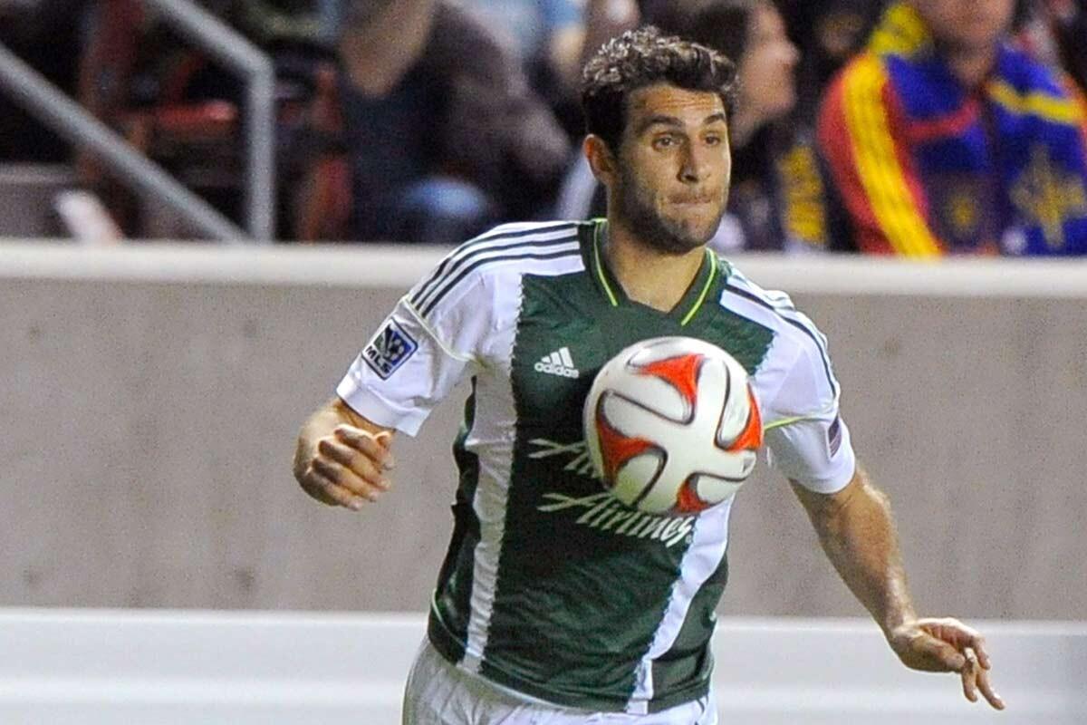 Diego Valeri, extiende su contrato con Portland Timbers