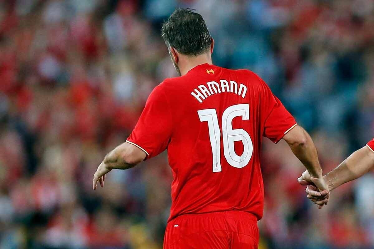 Dietmar Hamann, ex jugador del Liverpool.
