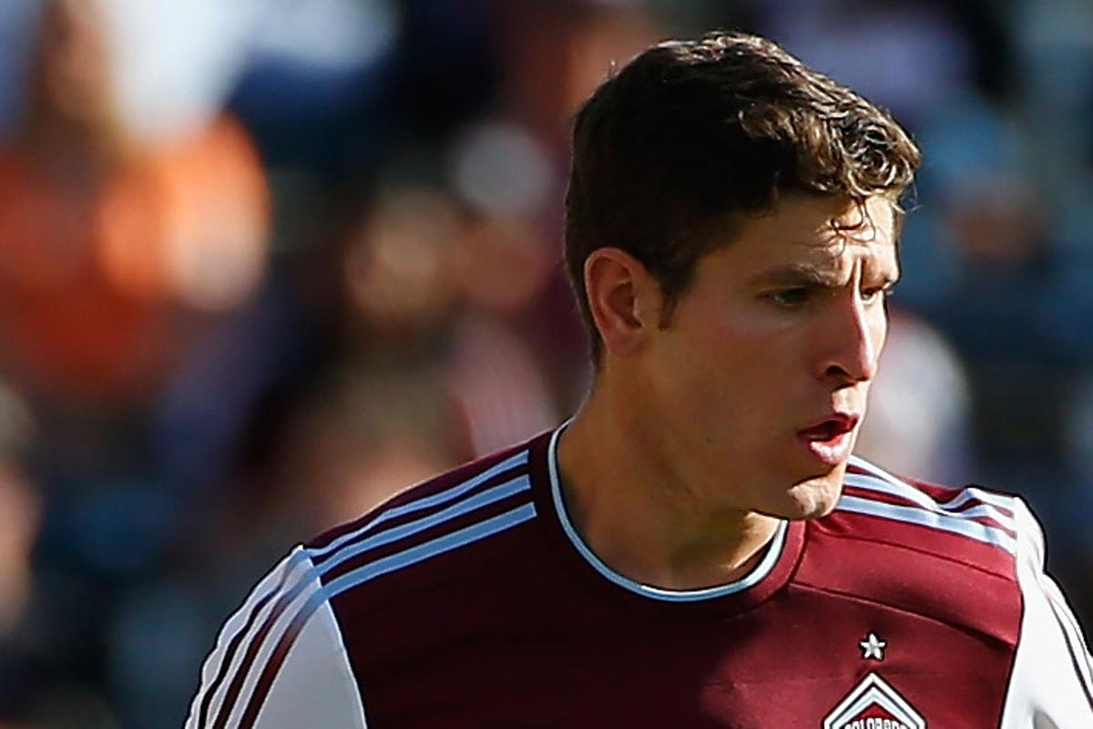 Dilon Powers, jugador de Colorado Rapids