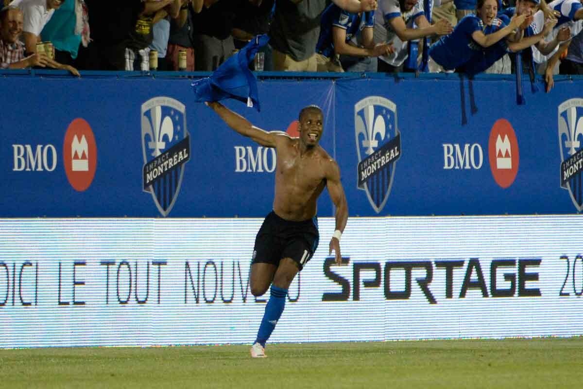 Montreal derrotó a LA Galaxy