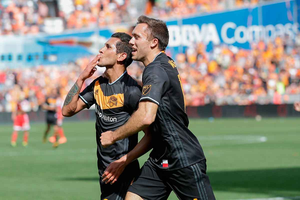 Houston dynamo pasa de ronda en Us Open Cup