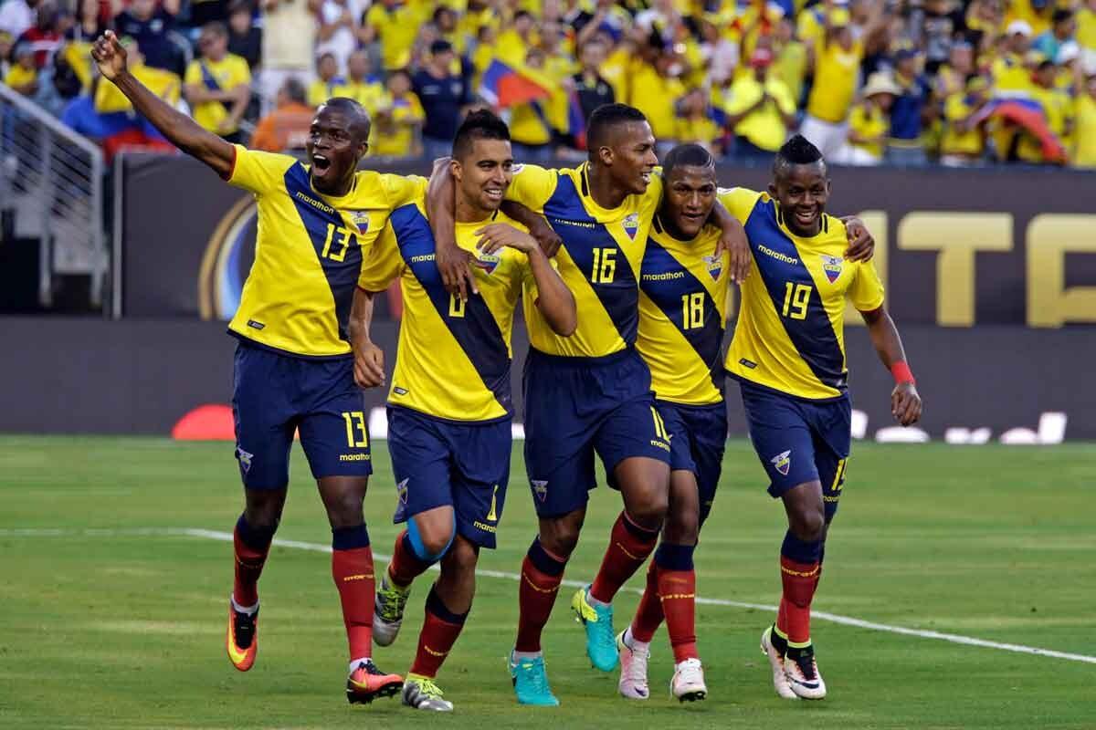 Ecuador será el rival de EEUU en cuartos de final de la copa América