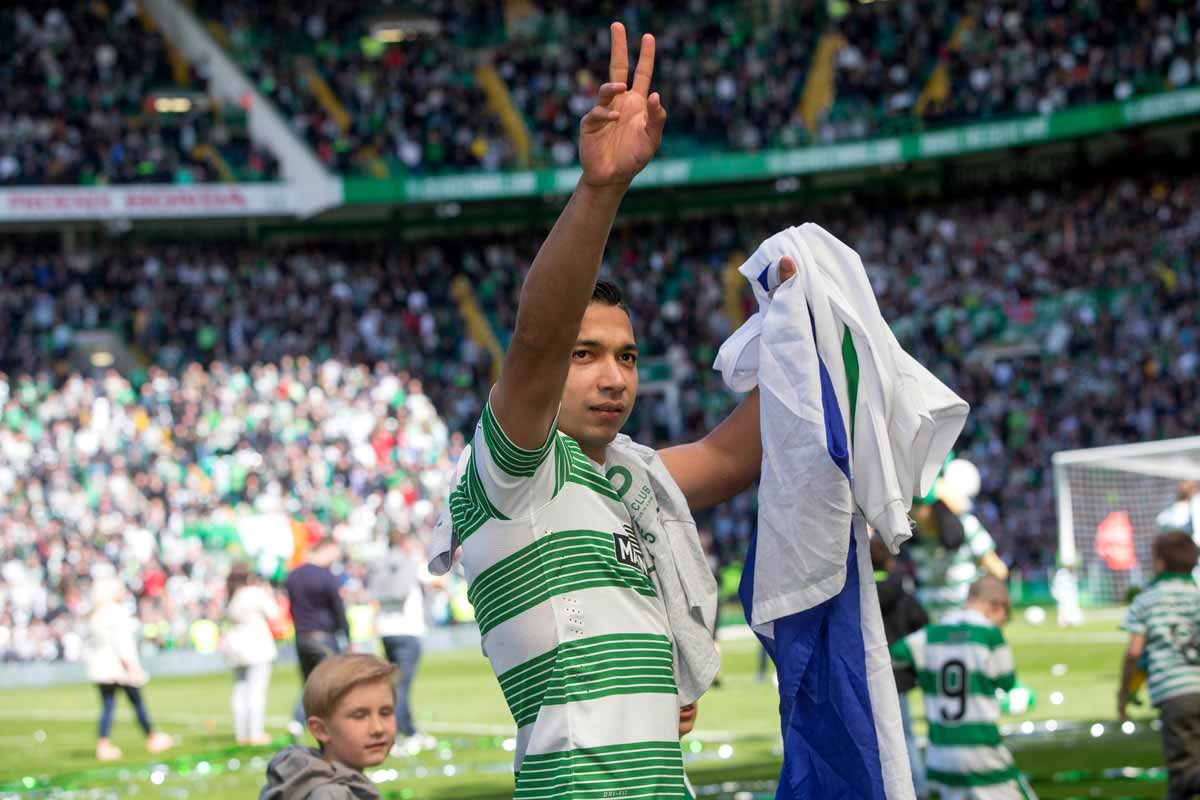 Emilio Izaguirre quiere venir a la MLS desde Escocia