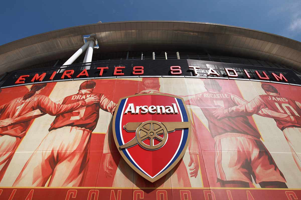 Emirates Stadium, Londres