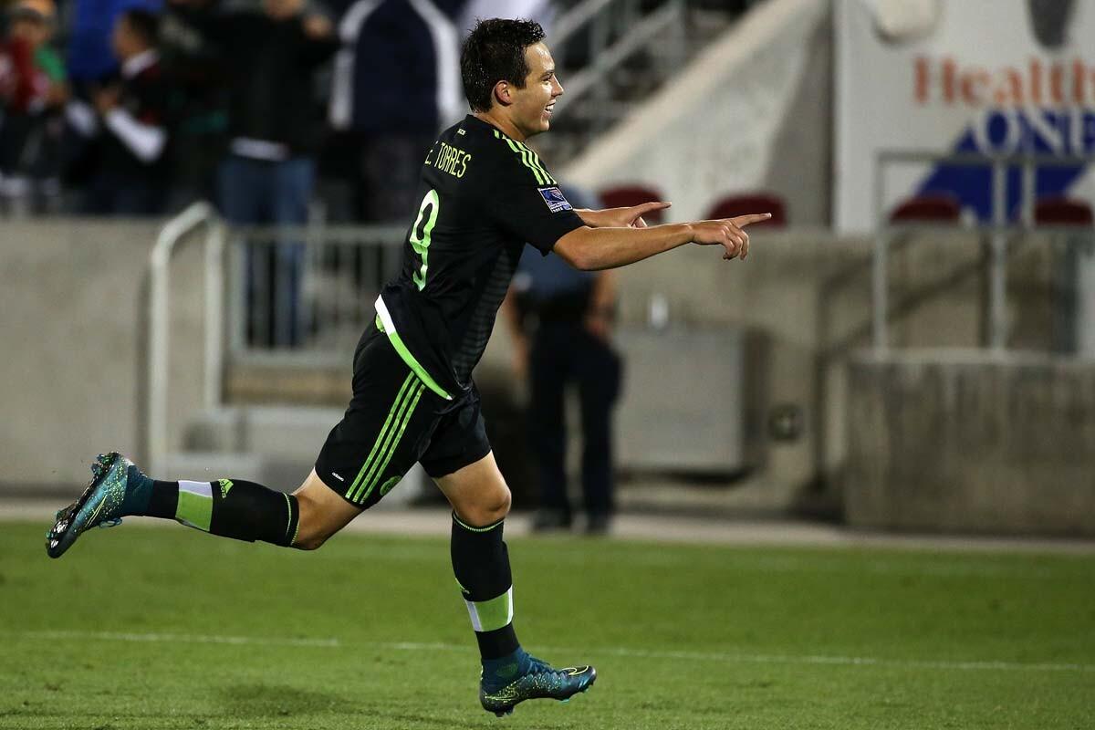 Erick 'Cubo' Torres, del Houston Dynamo