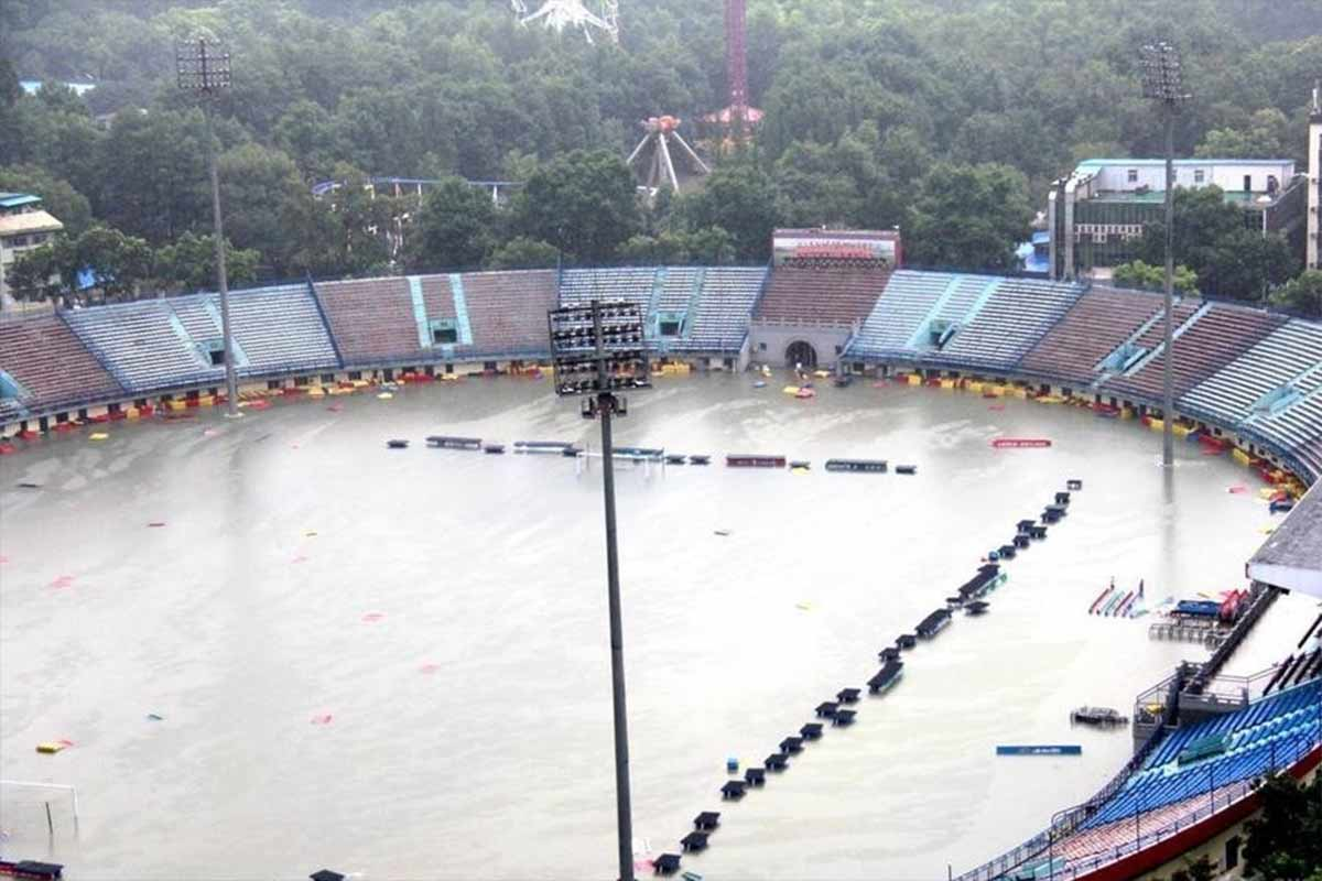 Estadio Wuhan Zall