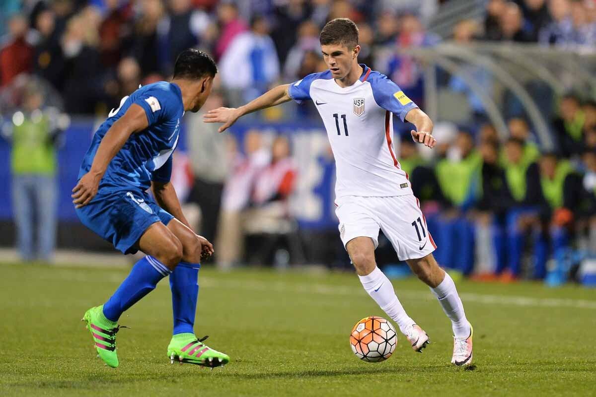Estados Unidos goleó a Guatemala