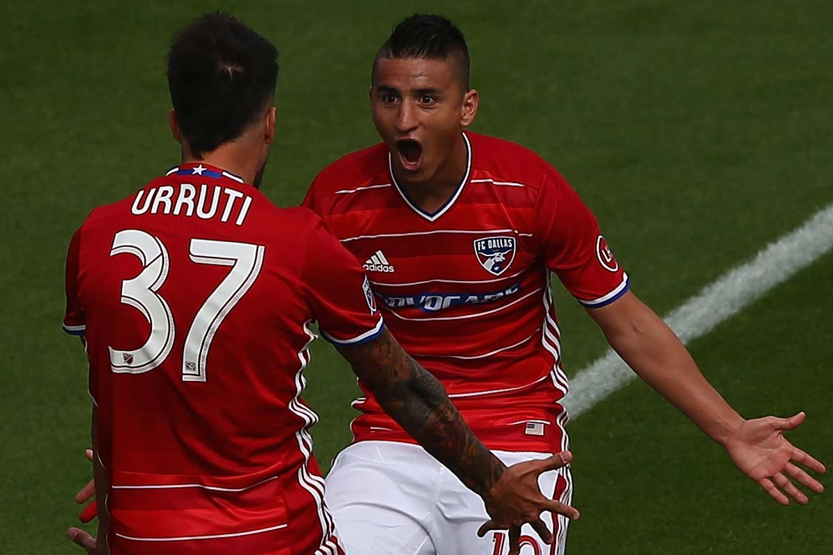 FC Dallas le ha ganado a los Seattle Sounders