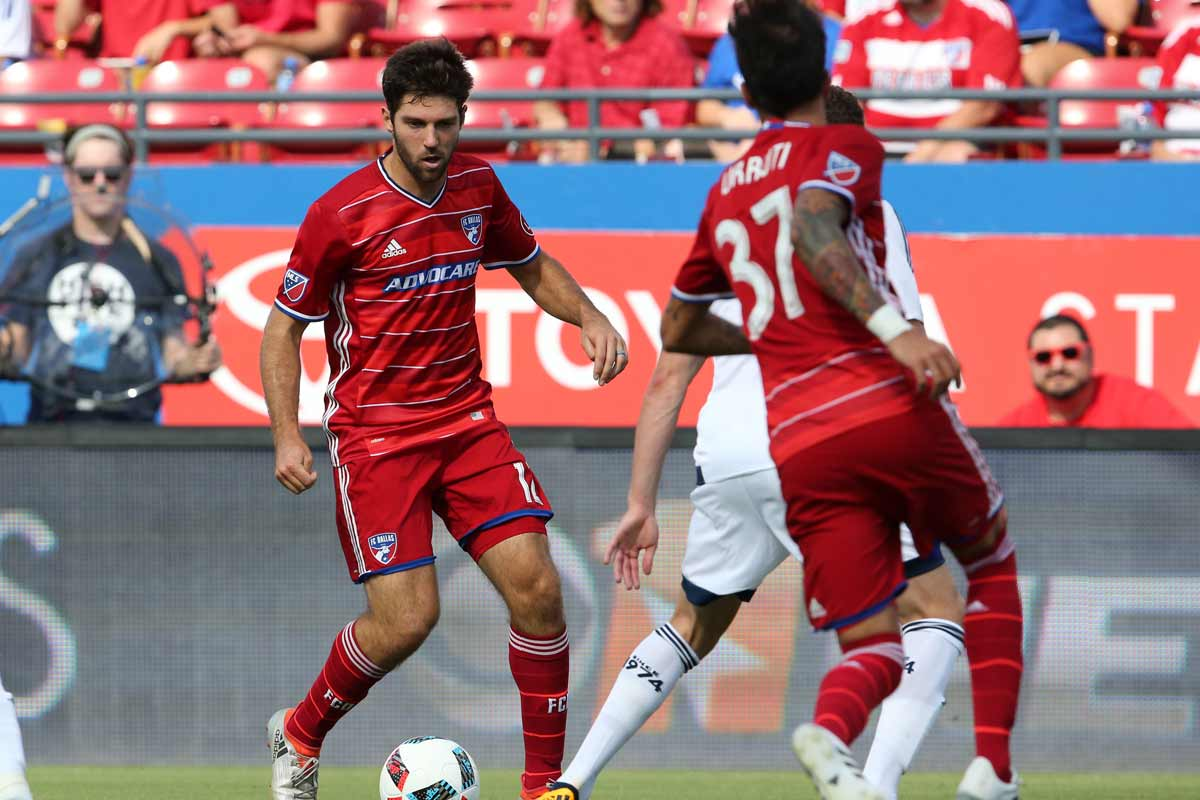 FC Dallas, líder de la conferencia Oeste