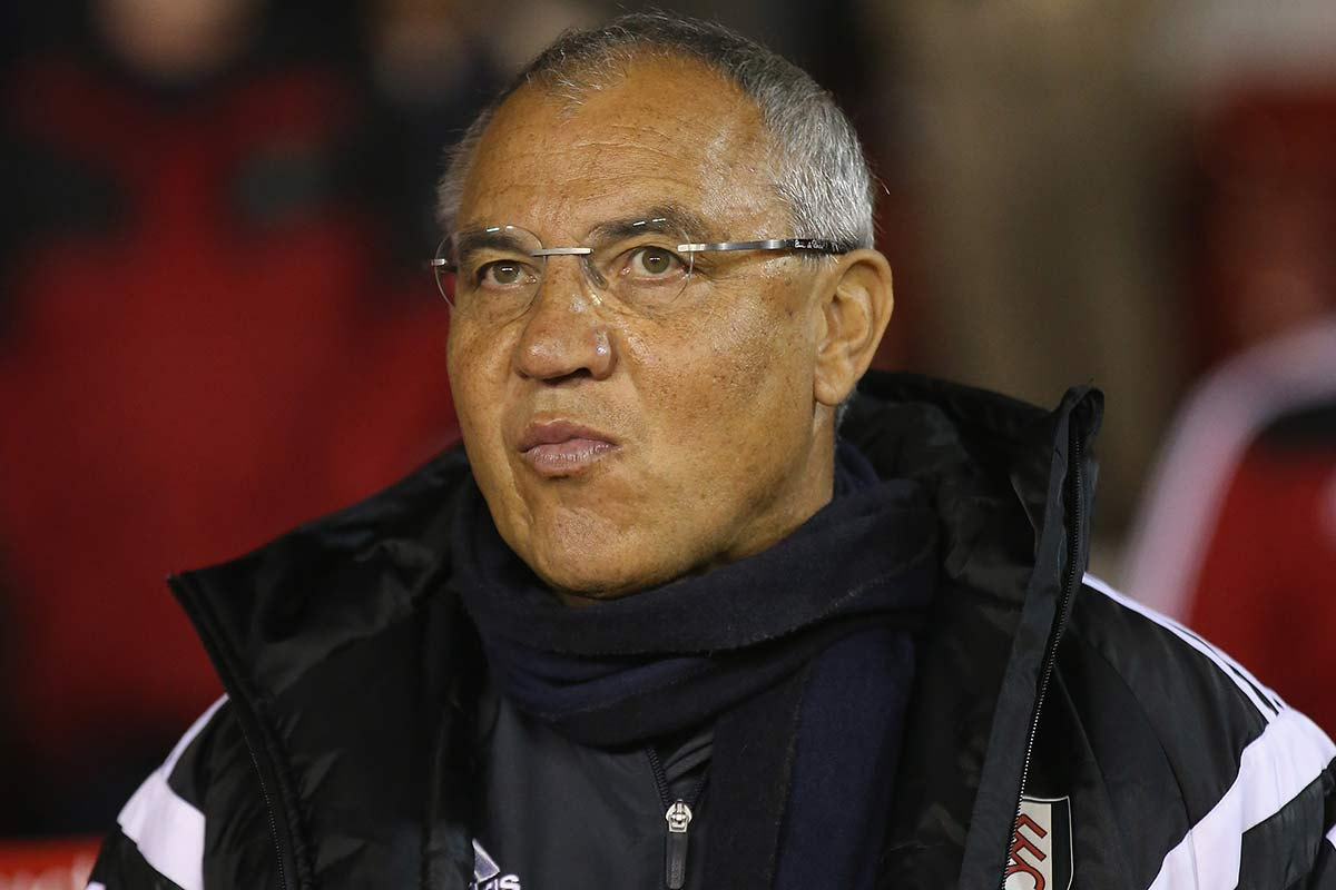 Felix Magath, entrenador de Shandong Luneng