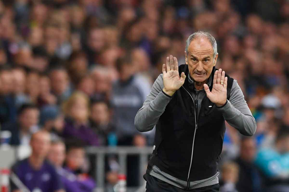 Francesco Guidolin, del Swansea City