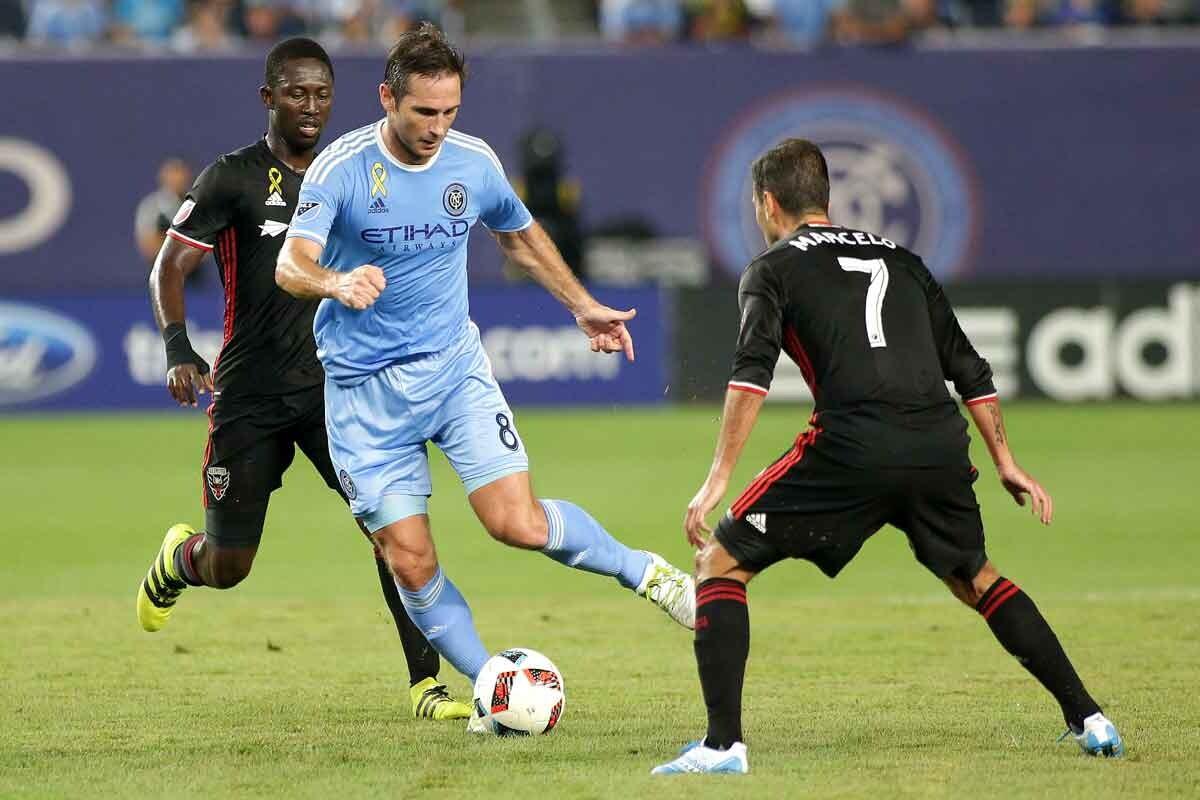 Lampard ya no es considerado el peor fichaje de la MLS