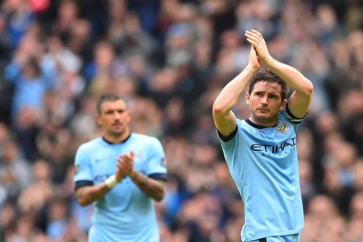 NYCFC pide respeto por Frank Lampard
