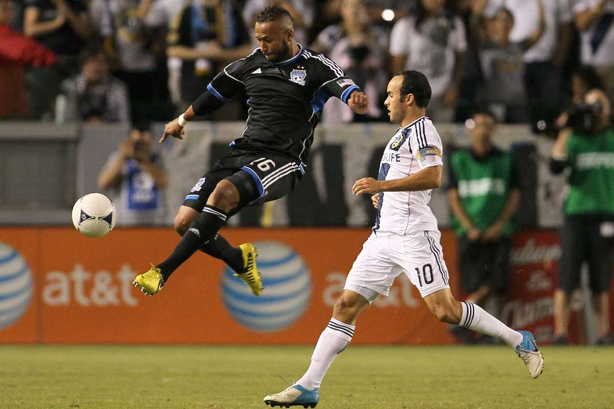 Rivalidades MLS:; Clasico de California, partido entre Los Angeles Galaxy y San Jose Earthquakes