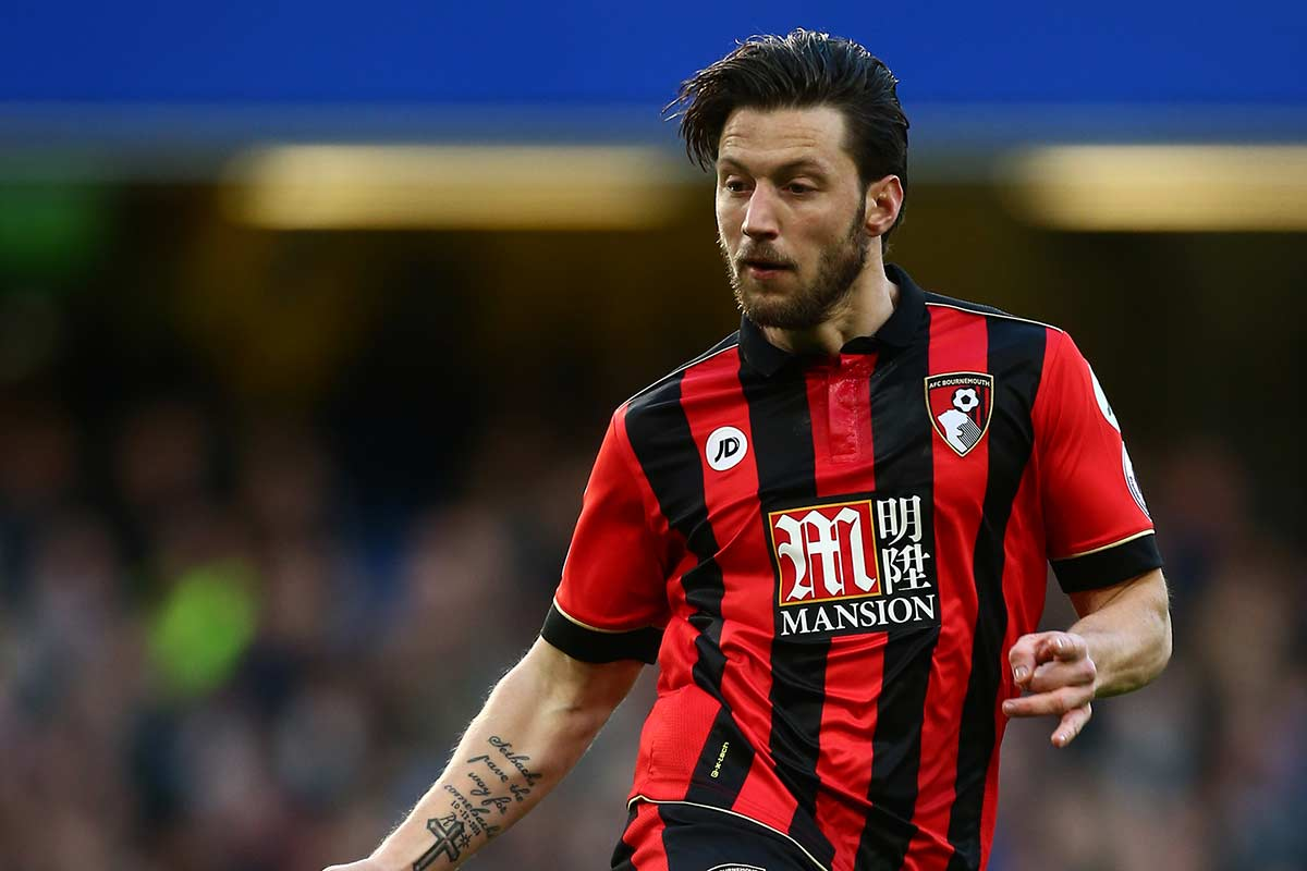 Harry Arter, del Bournemouth