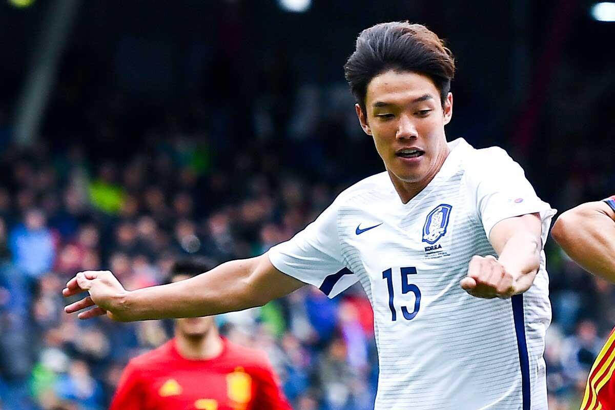 Hong Jeongho, de la República de Corea