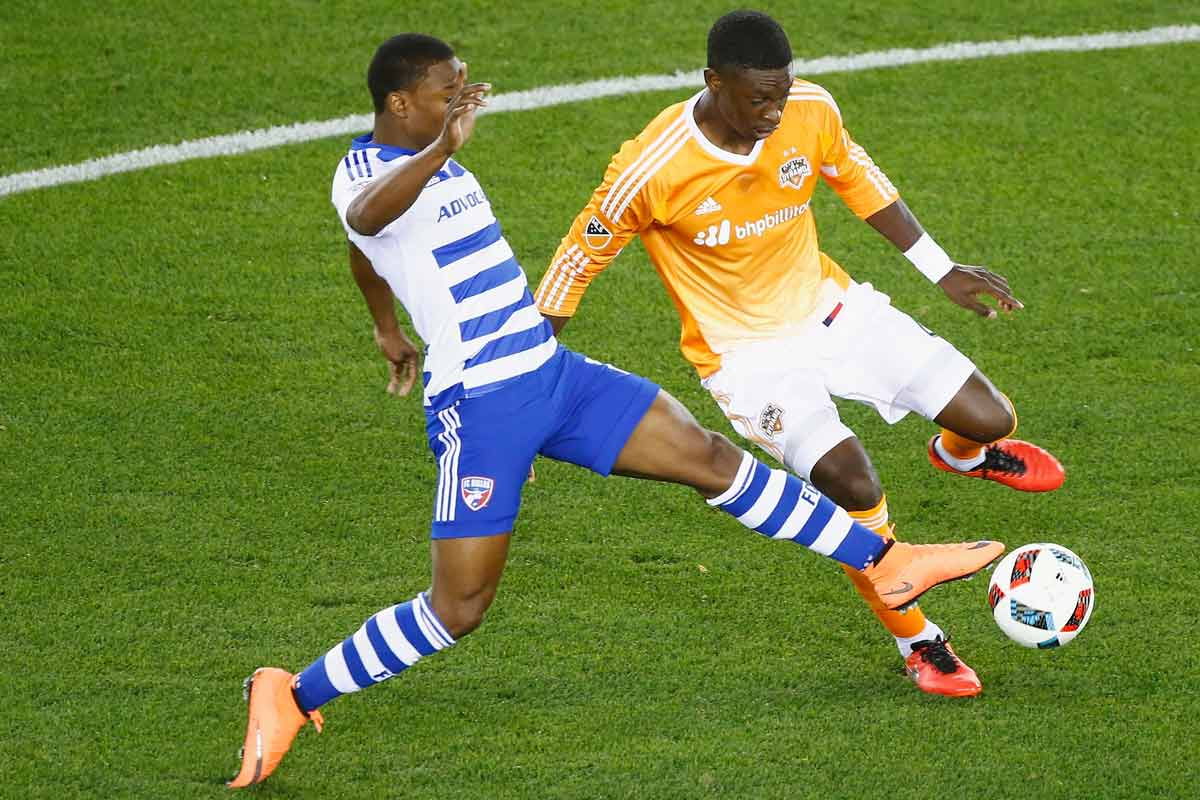 Houston Dynamo vs FC Dallas, derbi de Texas