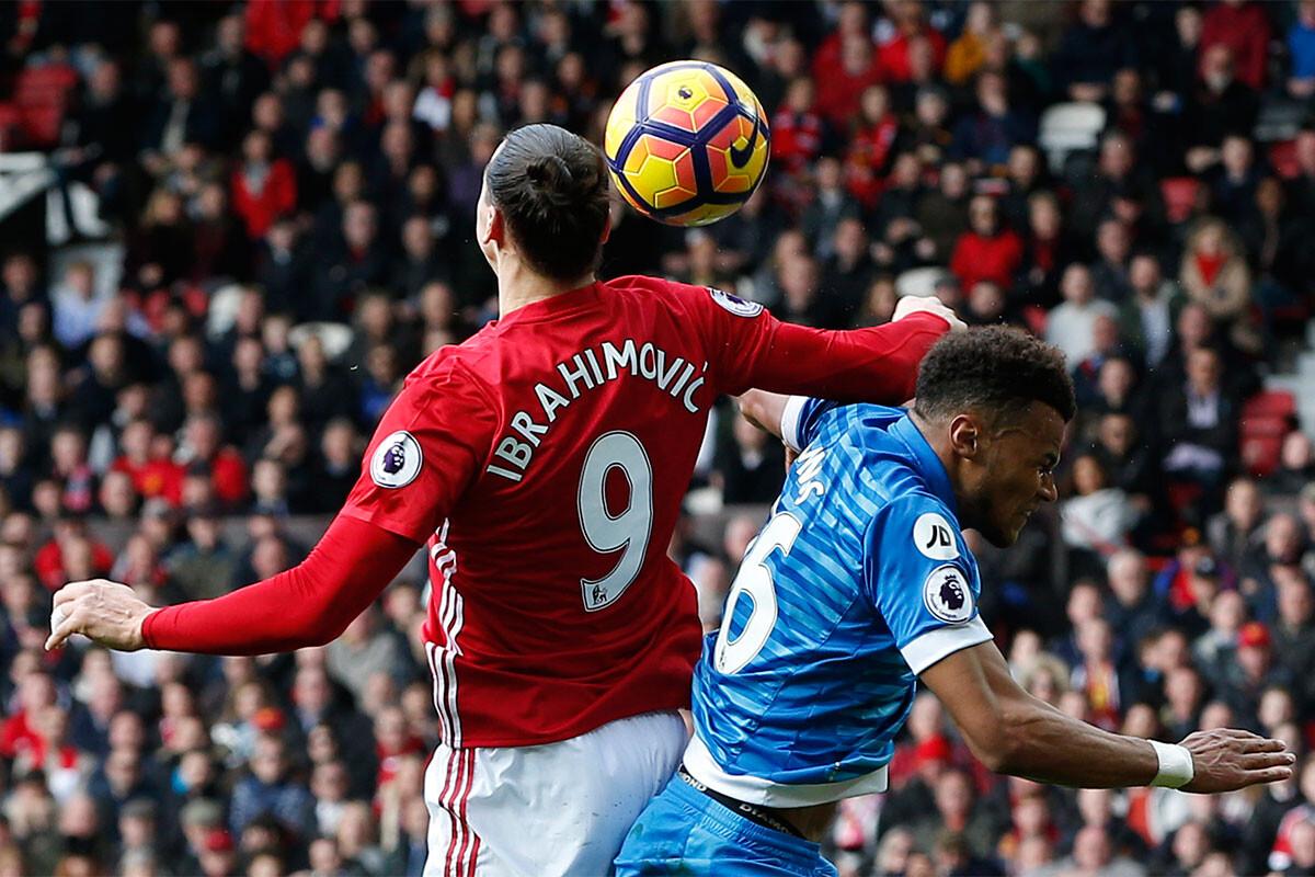 Zlatan Ibrahimovic, Tyrone Mings