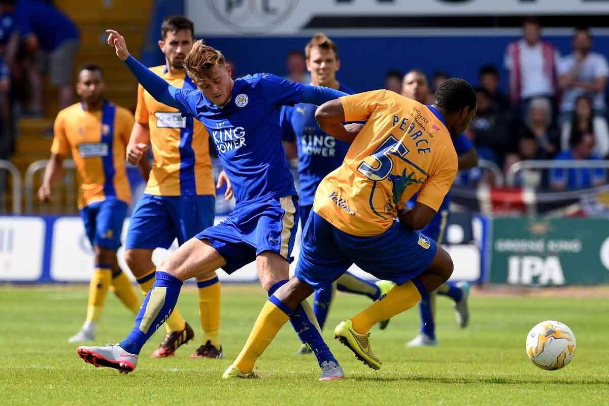 Jack Barmby, cedido en Portland Timbers por el Leicester City