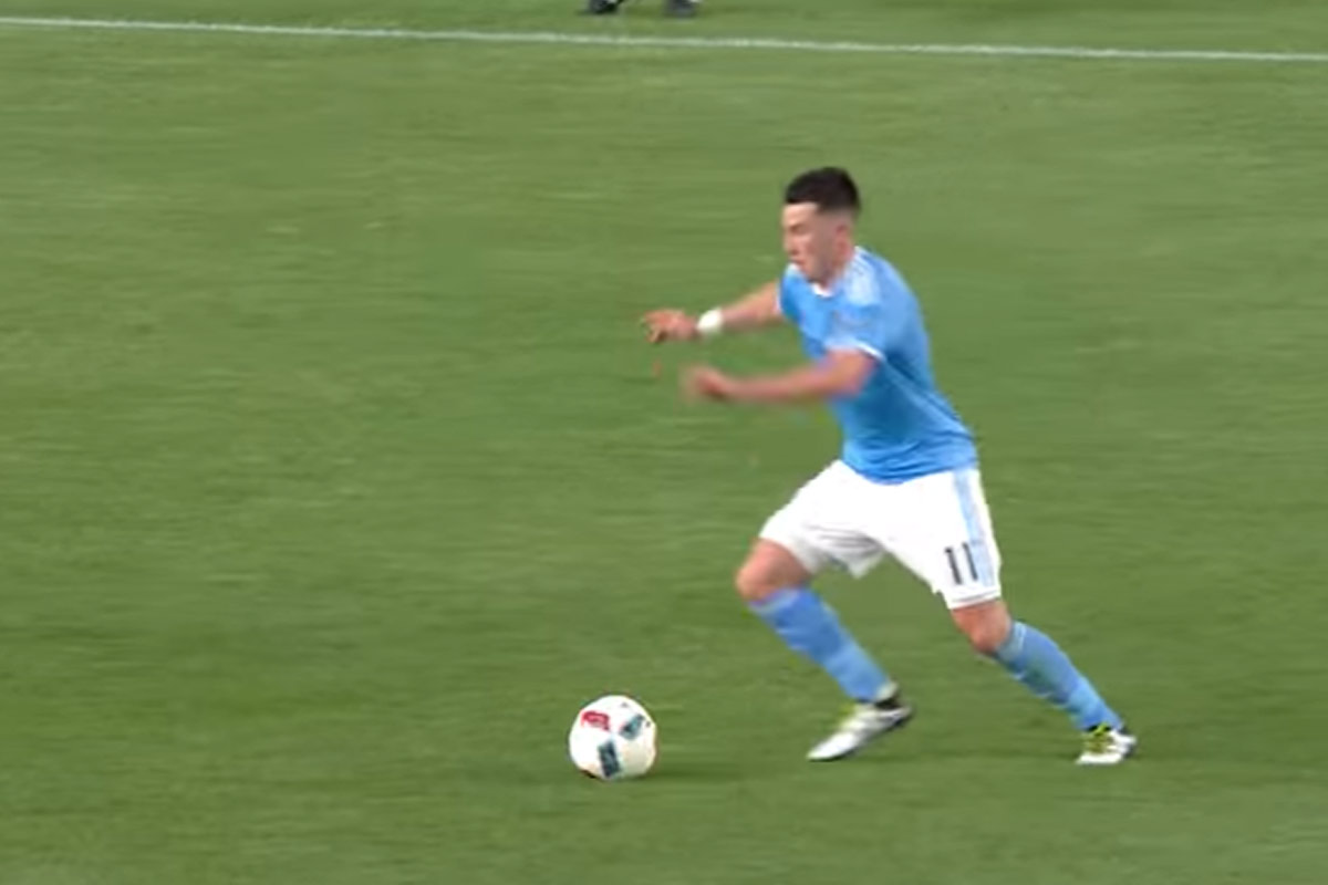 Jack Harrison, de New York City, estrella de la MLS