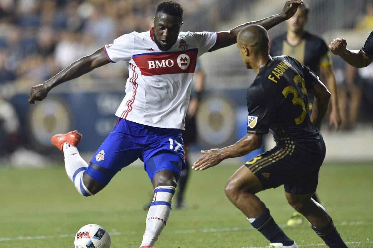 Jozy Altidore, de Toronto FC