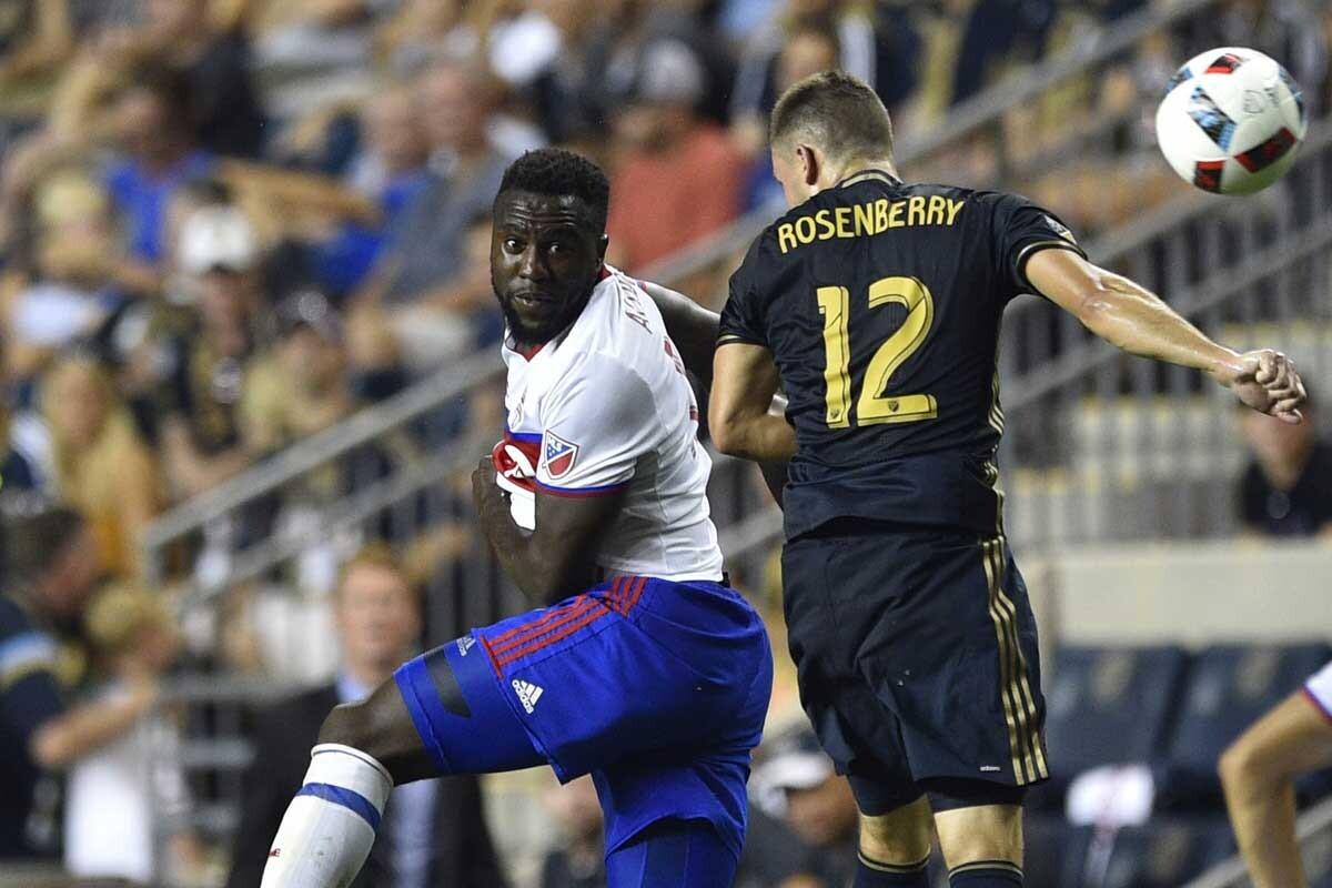 Jozy Altidore, de Toronto FC, en el equipo de la semana