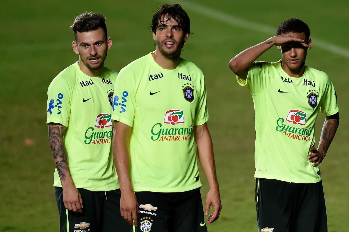 Kaká quiere jugar la Copa América con Brasil